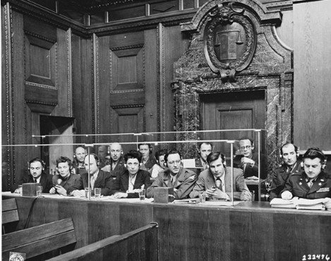 The Nuremberg Trials and the origins of simultaneous interpretation 2
